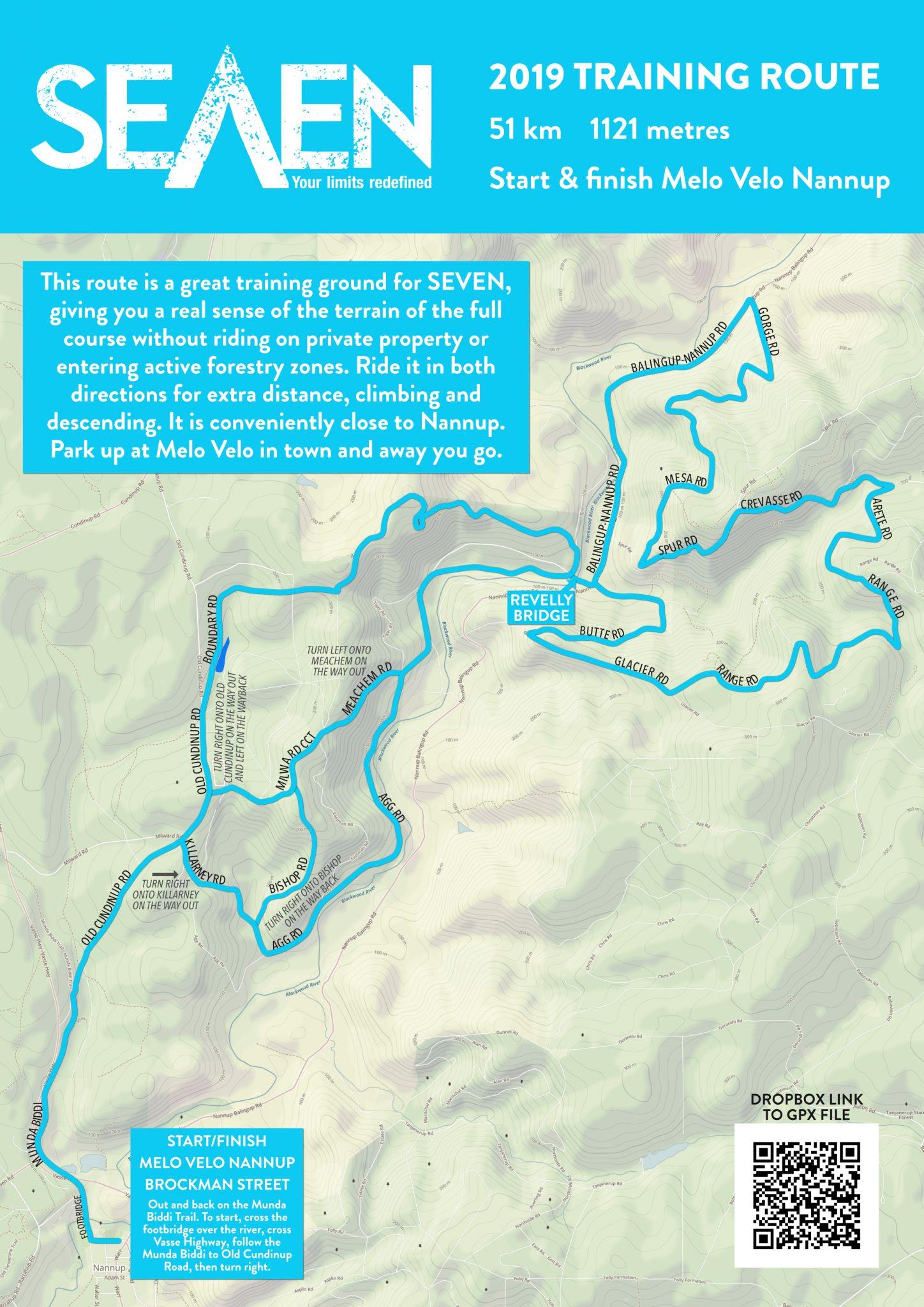 SEVEN   Tour of Margaret River
